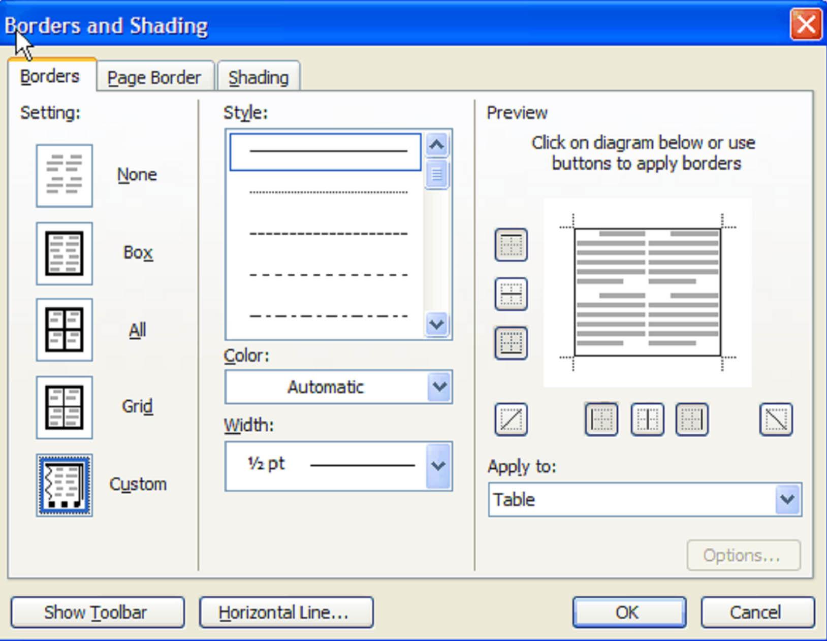 Как сделать рамку в Ворде вокруг текста (Инструкция) - Droidway 25