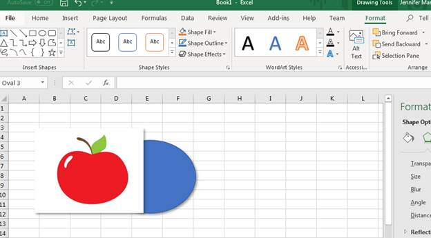 How to Add and Edit Images, Graphics, and TextBoxes in Excel 2019