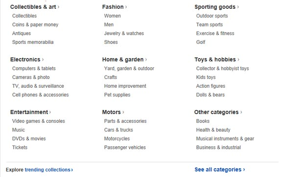 Choosing What to Sell at eBay   UniversalClass