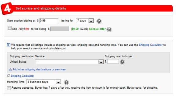 How To List Items On Ebay Universalclass