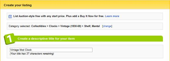 How to List Items on eBay | UniversalClass