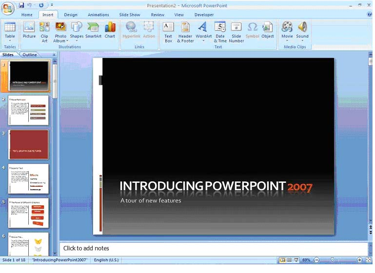 Powerpoint 2007 presentations universalclass template tip if you have used earlier versions of powerpoint please note that there is an important distinction between templates and design templates toneelgroepblik Gallery