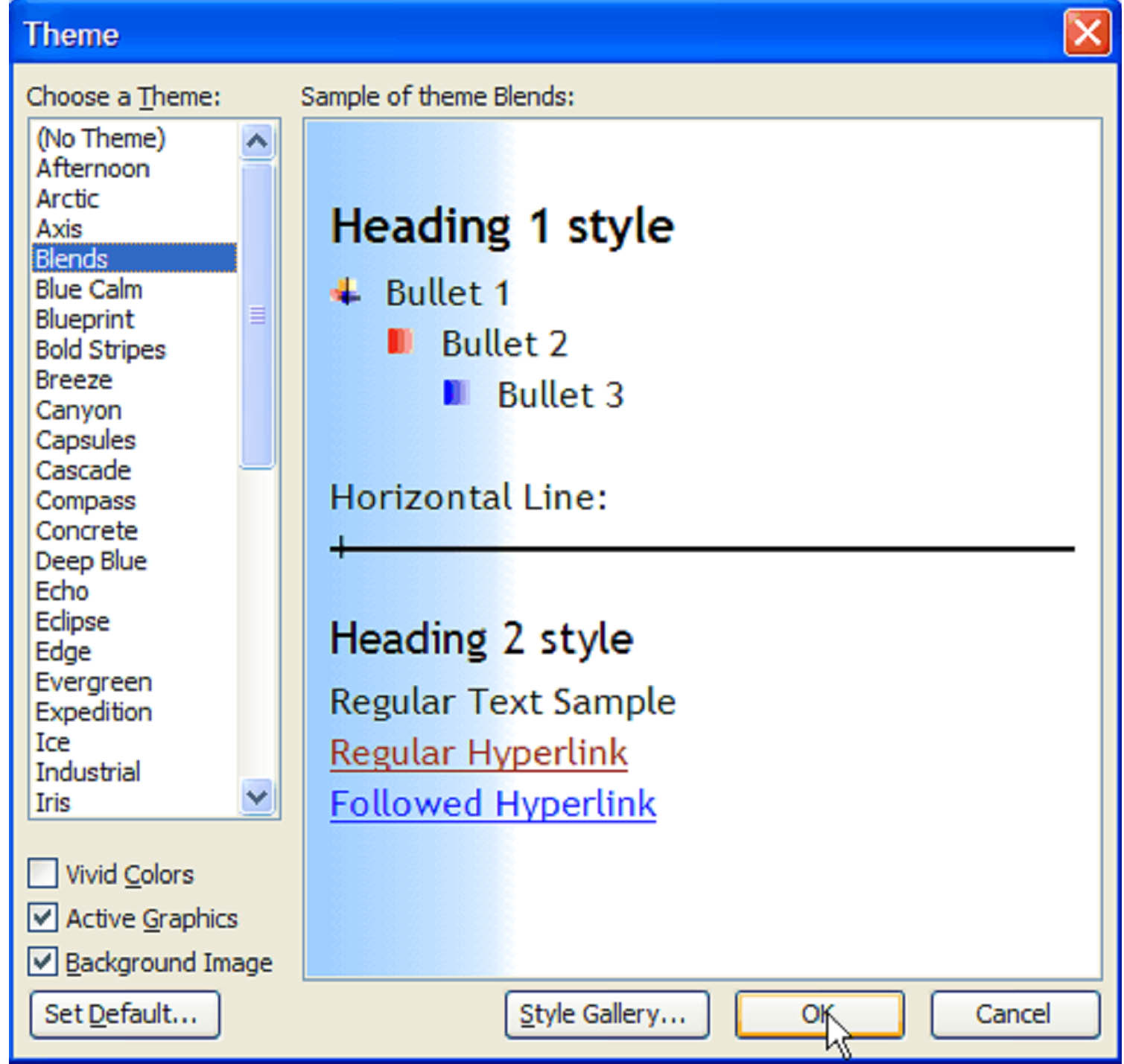Word 2003 advanced formatting features universalclass later we will show you how heading styles can be used to set navigation points within your document in much the way youd create a way point in your gps malvernweather Gallery