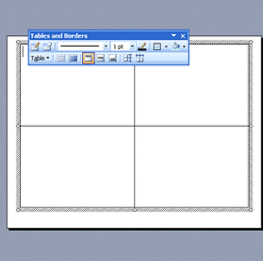 how to add rows in a table in powerpoint
