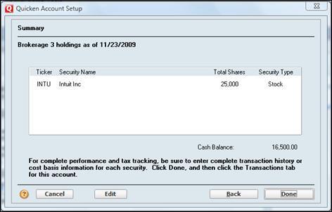 Quicken 2010 Using The Calendar And Scheduling Updates Universalclass