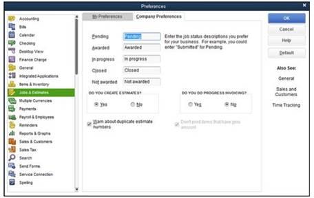 quickbooks 2014 creating invoices universalclass