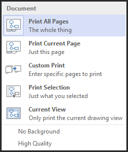 Choose If You Want To Print All Pages A Range Of Etc