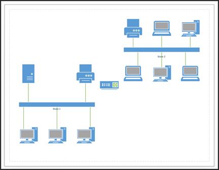 Ethernet Diagram Visio Cityvoice