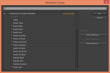 Adobe Premiere: Organizing Your Media in the Project Panel