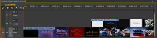 Adobe Premiere: How to Use the Timeline Effectively