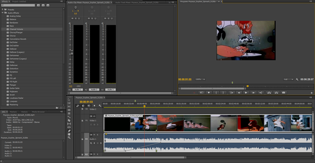 Adobe Premiere: How to Edit Audio Tracks | UniversalClass