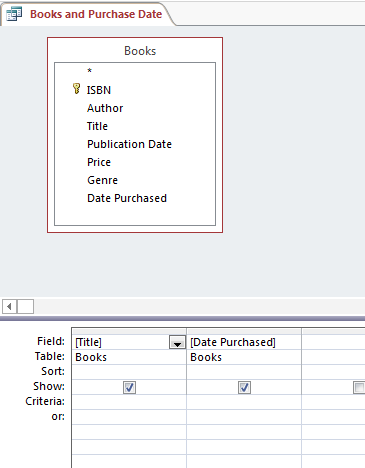 How to Create and Use Parameter Queries in Microsoft Access