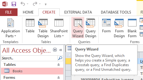 How to Create Simple Forms in MS Access 2013   UniversalClass