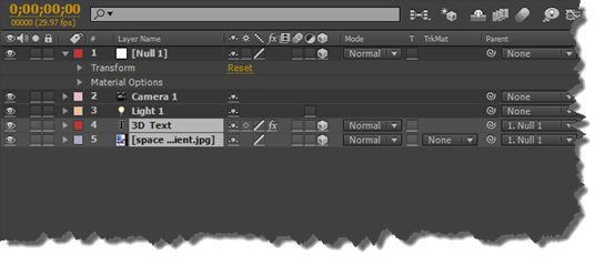 Adobe After Effects: Working in 3D and other Advanced