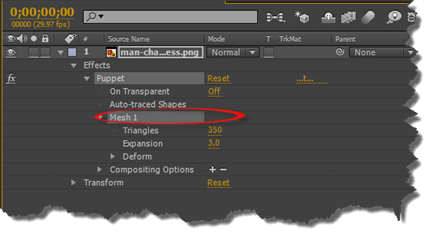 Adobe After Effects: Working with the Puppet Tools