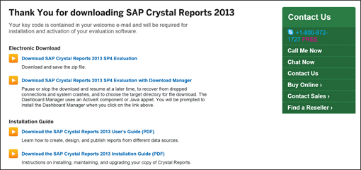 Getting Started with Crystal Reports | UniversalClass