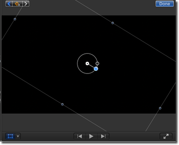 Using keyframes to create advanced effects in final cut pro x we can use the blue rotation handle in the center of the clip to rotate it ccuart Gallery
