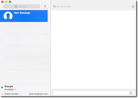Using The Messages App in OS X Yosemite | UniversalClass