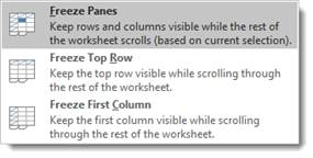 Excel 2016 - How to Edit Cells, Rows, Columns, and Worksheets ...