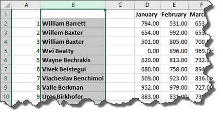 How to Format Rows and Columns in Excel 2016 | UniversalClass