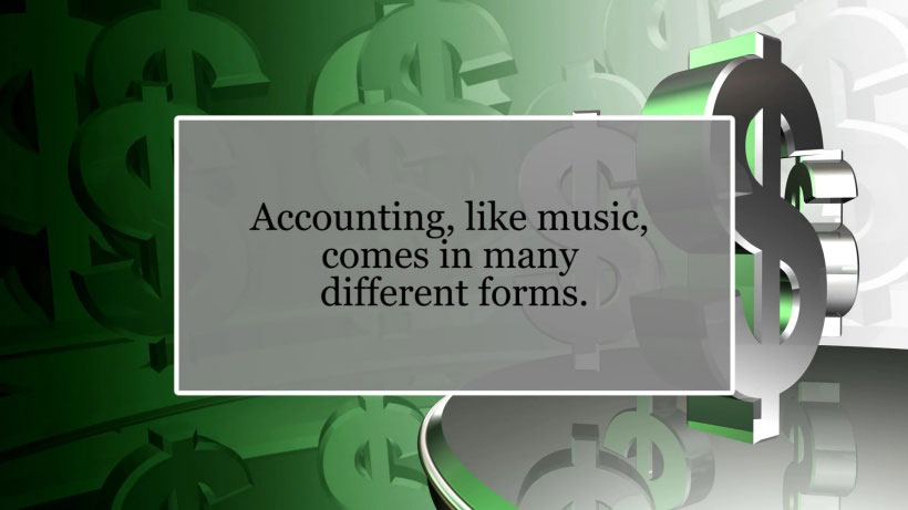 View Managerial Accounting 101 Video Demonstration