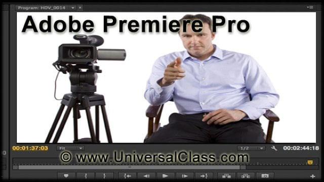 View Adobe Premiere 101 Video Demonstration