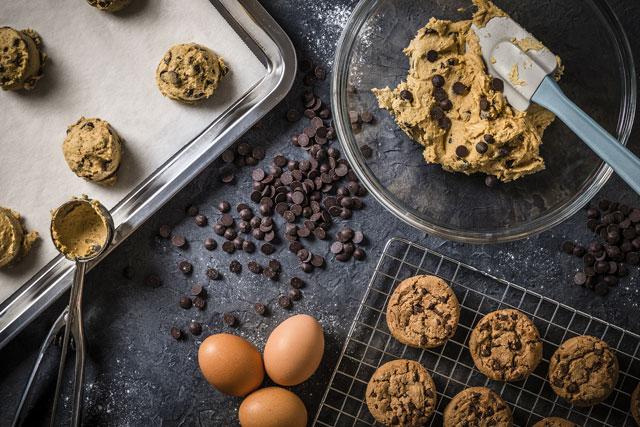 Online Class : How to Bake Cookies
