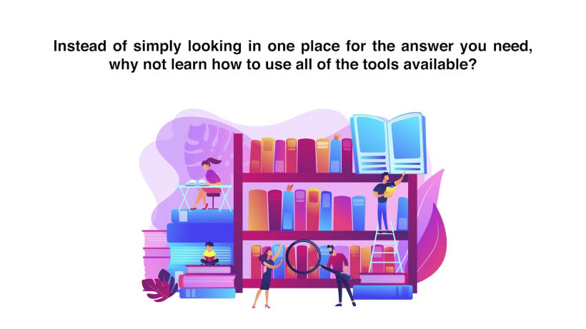 View Basic Research Skills Video Demonstration