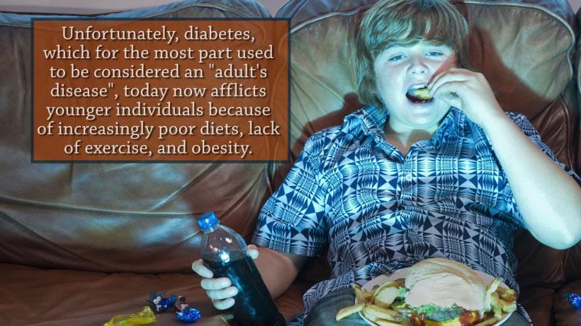 View Diabetes 101 Video Demonstration