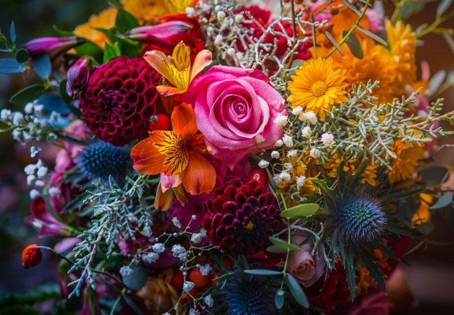 Online Class : Floral Arrangement 101