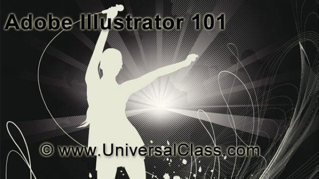 View Adobe Illustrator 101 Video Demonstration