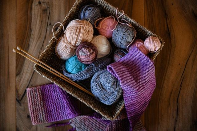 Online Class : Knitting 101