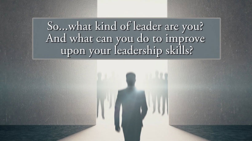 View Leadership and Supervision 101 Video Demonstration