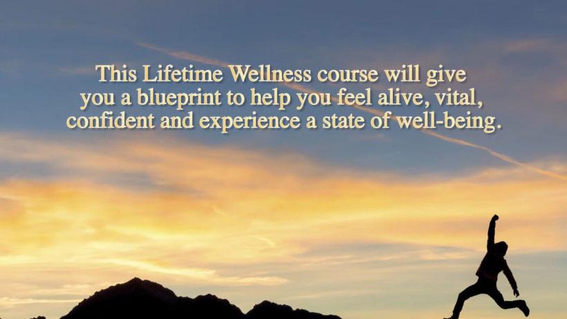 View Lifetime Wellness 101 Video Demonstration