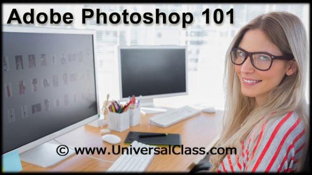 View Adobe Photoshop 101 Video Demonstration