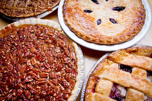 Online Class : Pie Baking 101