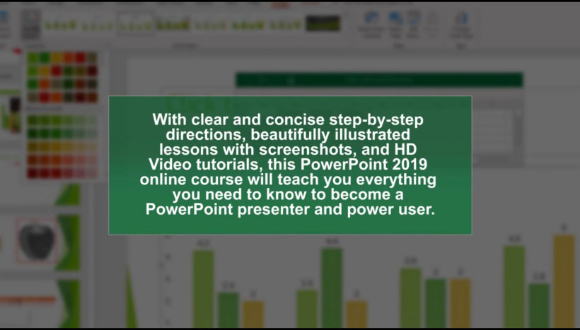 View PowerPoint 2019 Video Demonstration