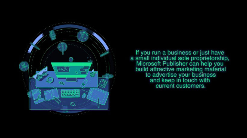 View Microsoft Publisher 2019 Video Demonstration