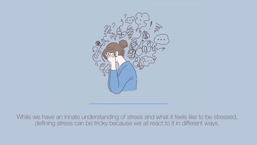 View Stress Management Video Demonstration