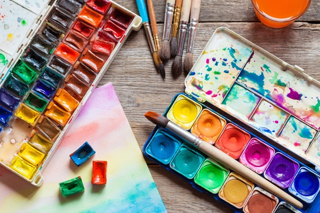 Online Class : Watercolor Painting 101