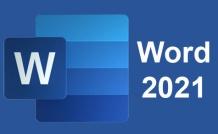Microsoft Word 2021