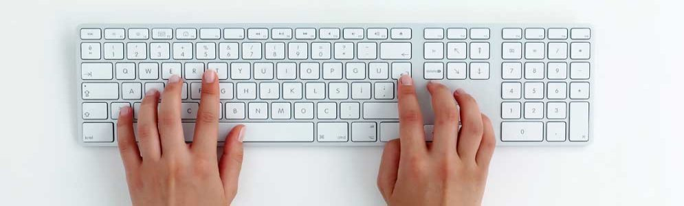 Online Course: Typing and Keyboarding 101 - CEU Certificate