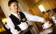 Waiter and Waitress Training