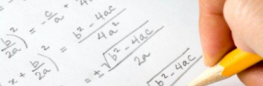 Algebra and Math Studies Picture
