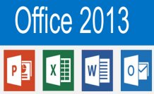 Office 2013: Word, Excel, PowerPoint and Outlook