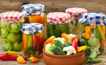 How to Can, Freeze, Dry and Preserve Food
