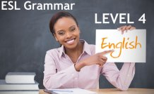 ESL Grammar Skills Level 4