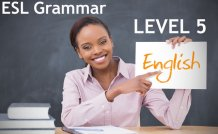 ESL Grammar Skills Level 5