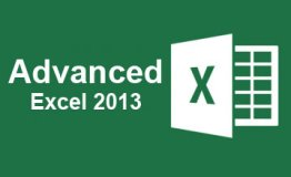 Advanced Excel 2013