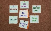 Etiquette Consultant